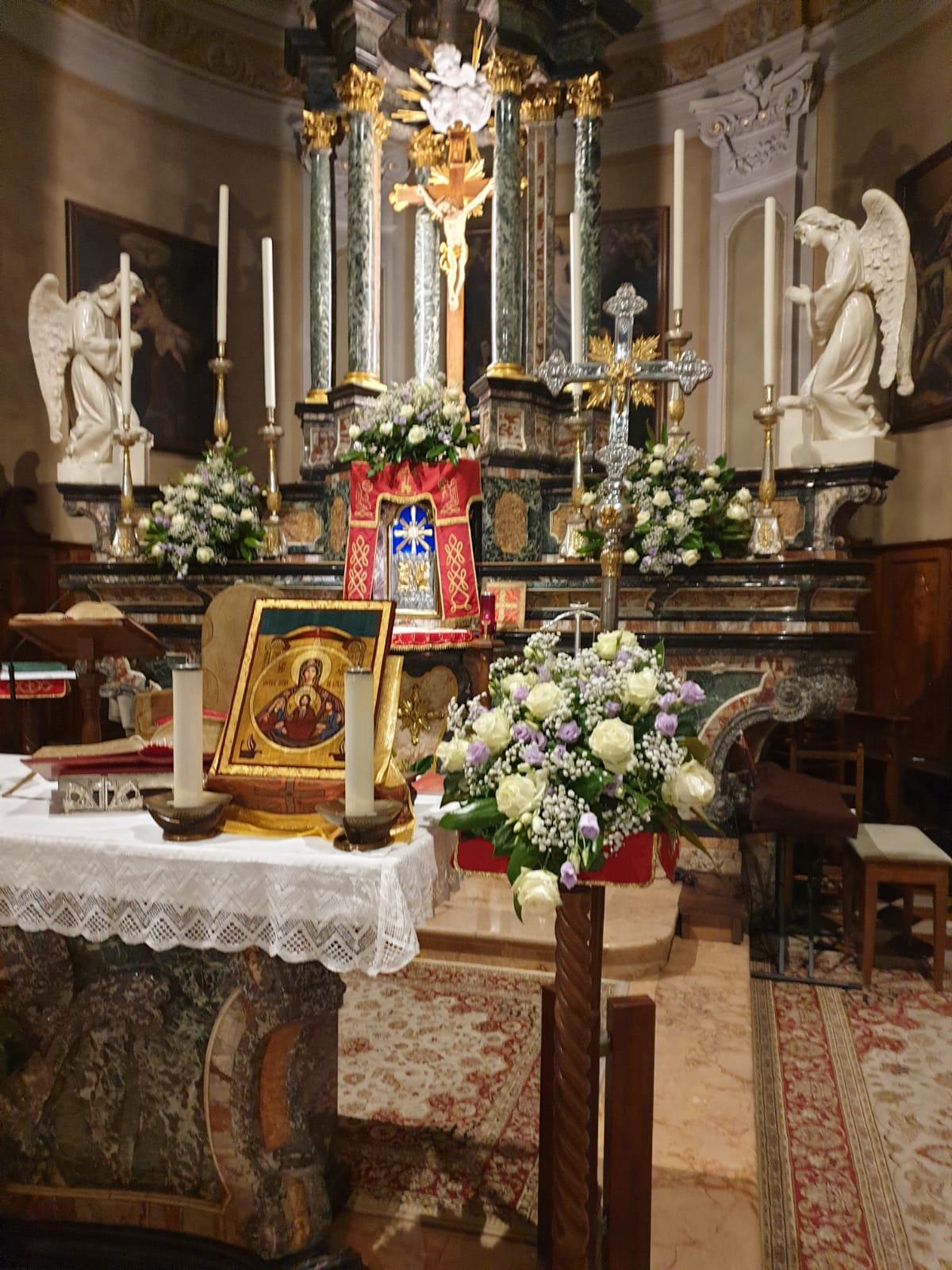 Chiesa San maurizio Erba CO